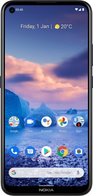 Nokia 5.4 (Polar Night, 64 GB)(4 GB RAM)